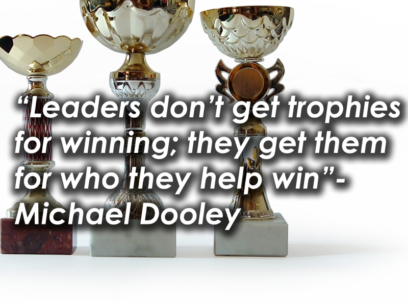 Leadership Trophies