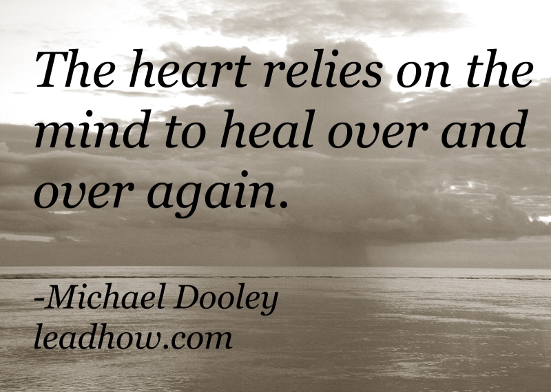 The Heart Needs the Mind